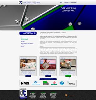 Laboratorio de Ingeniería Durabilidad y Control